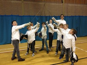 Great Fencing Party