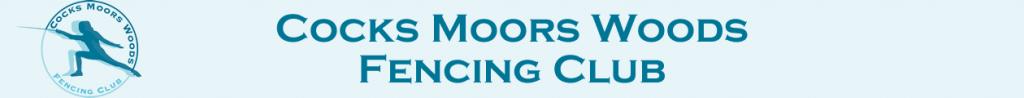 Cocks Moors Woods Fencing Club