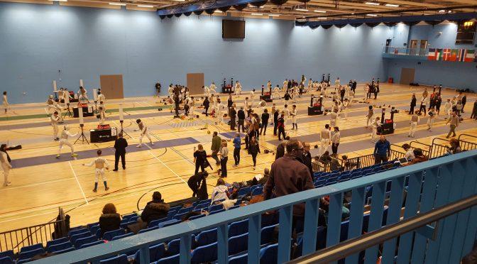 Birmingham International Fencing Tournament 2018