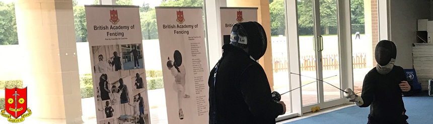 British Academy of Fencing - Coaching Course