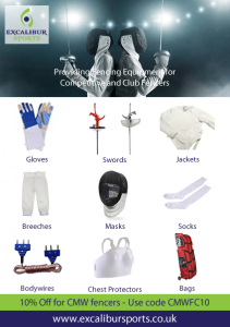 Excalibur Sports Fencing Equipment