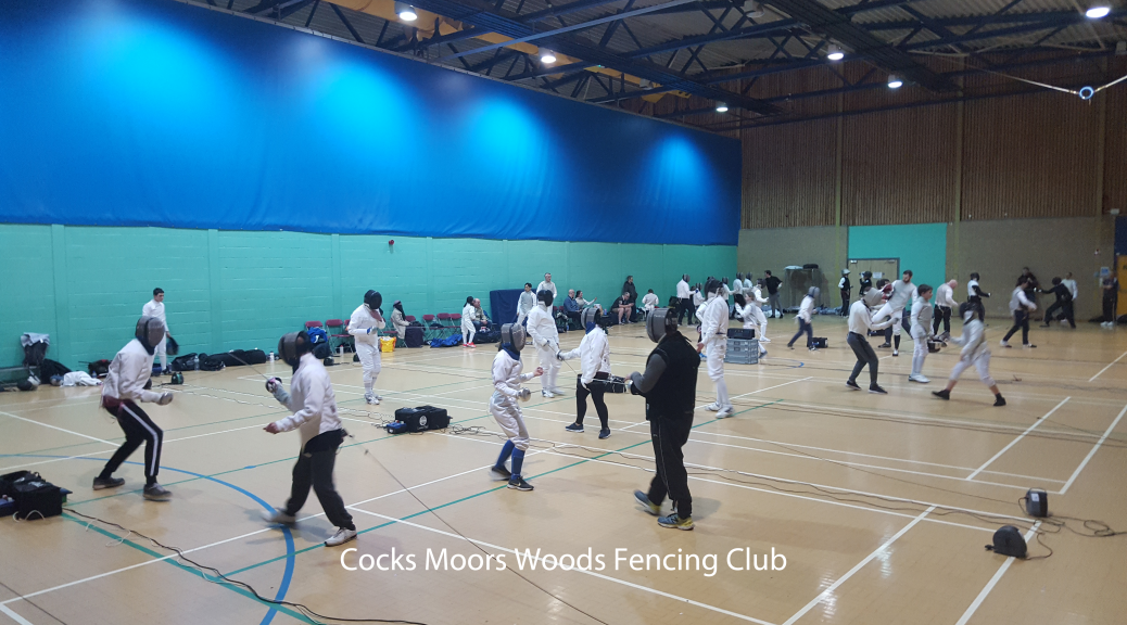 Cocks Moors Woods Fencing Club