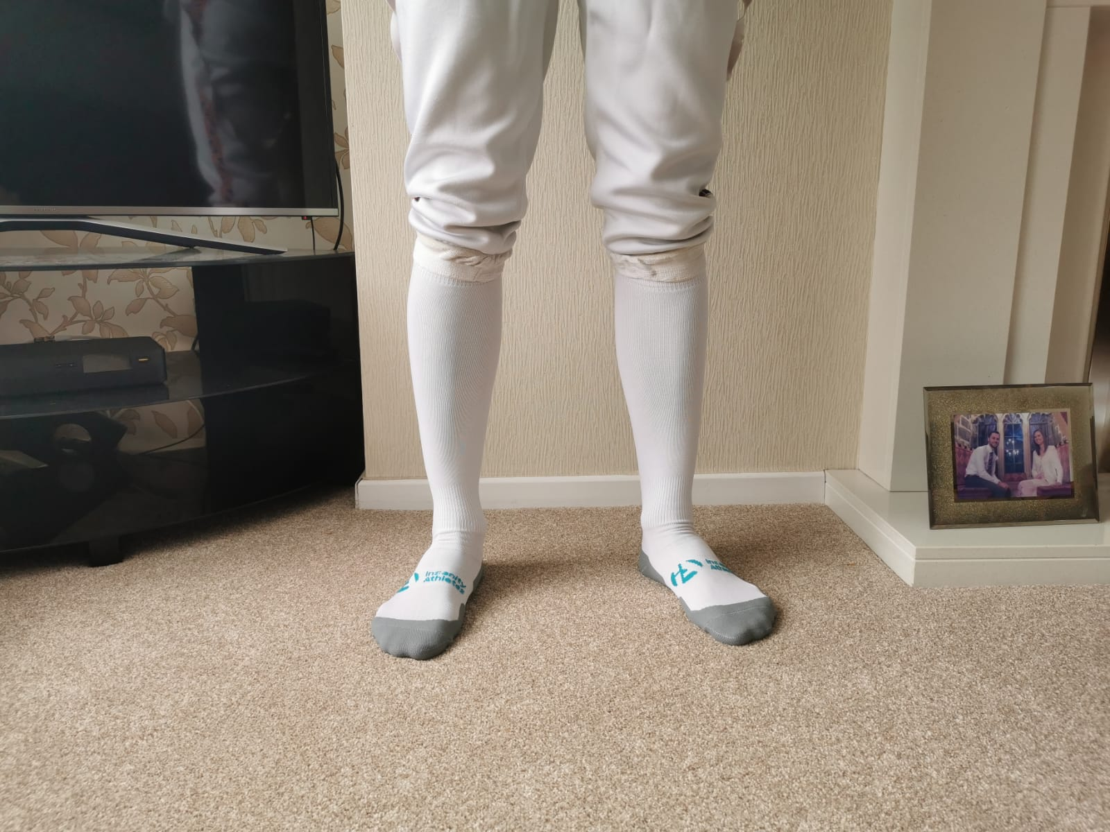 CMWFC Fencing Socks (Front)